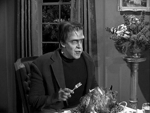 the munsters 1964 low cal munster season 1 episode 6 my favorite of all the munsters tv series herman goes on a diet just before thanksgiving and - Munsters Halloween Episode