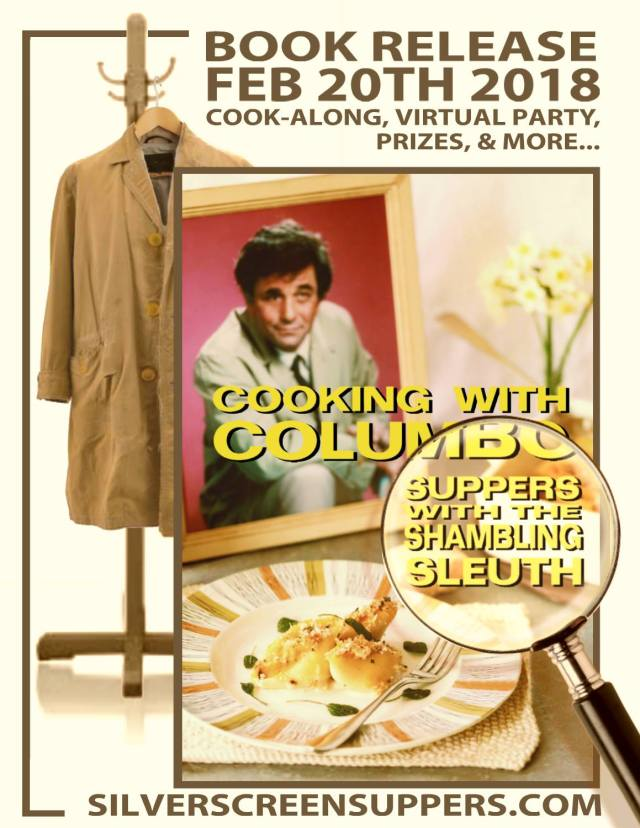 COOKING WITH COLUMBO magnifying glass