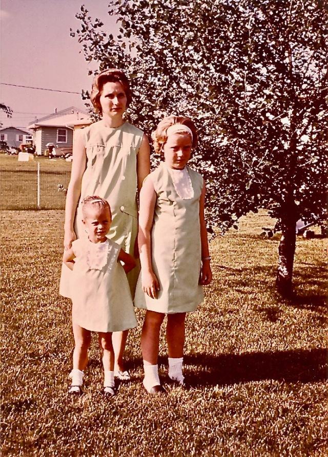 Easter Dresses 1967